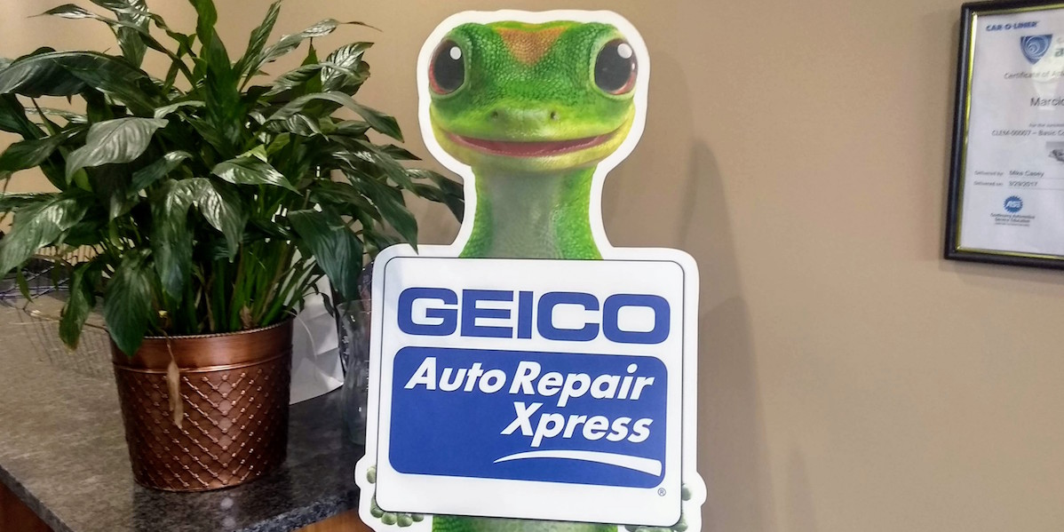 Fishkill Auto Body is a GEICO Auto Repair Xpress Service Shop.